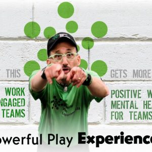 Edmonton Team Building Facilitator Powerful Play Experiences